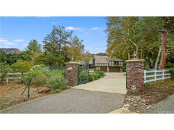 Photo of 15656 Iron Canyon Road, Canyon Country, CA 91387 (MLS # SR18009360)