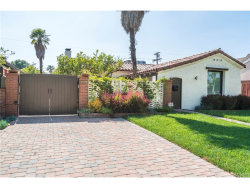 Photo of 4425 Mariota Avenue, Toluca Lake, CA 91602 (MLS # SR18049355)