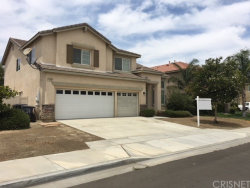 Photo of 1348 Huckleberry Lane, San Jacinto, CA 92582 (MLS # SR18061757)