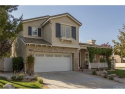 Photo of 25925 Tennyson Lane, Stevenson Ranch, CA 91381 (MLS # SR18094036)