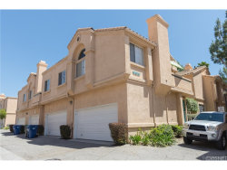 Photo of 18828 Vista Del Canon , Unit H, Newhall, CA 91321 (MLS # SR18115948)