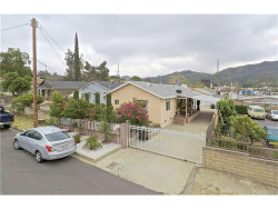 Photo of 7630 Yates Street, Tujunga, CA 91042 (MLS # SR18119199)