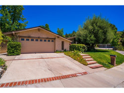 Photo of 4004 Joelton Drive, Agoura Hills, CA 91301 (MLS # SR18139766)
