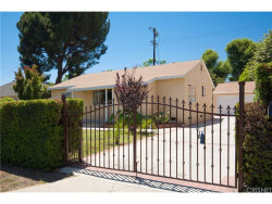 Photo of 6307 Langdon Avenue, Van Nuys, CA 91411 (MLS # SR18189219)