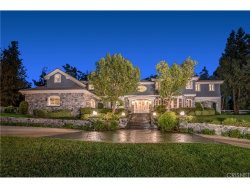 Photo of 24279 Bridle Trail Road, Hidden Hills, CA 91302 (MLS # SR18226637)