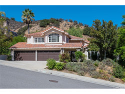 Photo of 24929 Alicante Drive, Calabasas, CA 91302 (MLS # SR18230885)