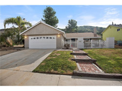 Photo of 28936 Gladiolus Drive, Canyon Country, CA 91387 (MLS # SR19052901)