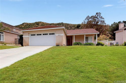 Photo of 30452 Sunrose Place, Canyon Country, CA 91387 (MLS # SR19117664)