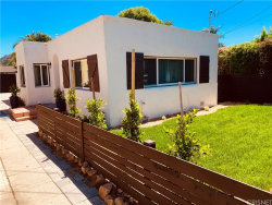 Photo of 717 W Micheltorena Street, Santa Barbara, CA 93101 (MLS # SR19118326)