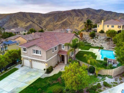 Photo of 17195 Summit Hills Drive, Canyon Country, CA 91387 (MLS # SR19217405)