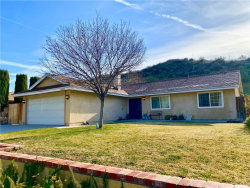 Photo of 14808 Daisy Meadow Street, Canyon Country, CA 91387 (MLS # SR20011041)