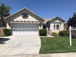 Photo of 29077 Bridalveil Lane, Menifee, CA 92584 (MLS # SW17165932)