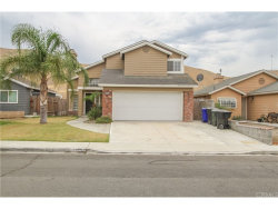 Photo of 14201 Weeping Willow Lane, Fontana, CA 92337 (MLS # SW17171489)
