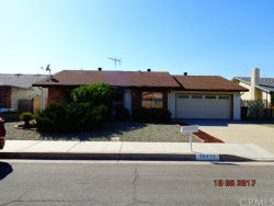 Photo of 26474 Mehaffey Street, Menifee, CA 92586 (MLS # SW17238344)
