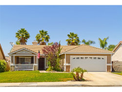 Photo of 31688 Loire Drive, French Valley, CA 92596 (MLS # SW18130858)