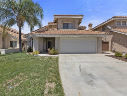Photo of 28604 Moon Shadow Drive, Menifee, CA 92584 (MLS # SW18139990)