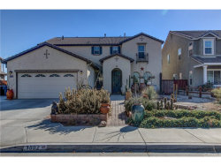 Photo of 3002 Crooked Branch Way, San Jacinto, CA 92582 (MLS # SW18260614)