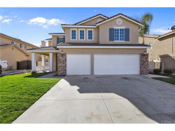 Photo of 31957 Odyssey Drive, Winchester, CA 92596 (MLS # SW18264474)