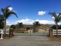 Photo of 21900 Highland Street, Wildomar, CA 92595 (MLS # SW18269567)