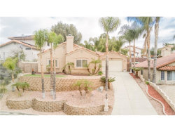 Photo of 22630 Buttercup Place, Canyon Lake, CA 92587 (MLS # SW19028176)