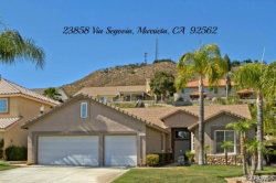 Photo of 23858 Via Segovia, Murrieta, CA 92562 (MLS # SW19121280)