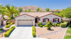 Photo of 25563 Mountain Glen Circle, Menifee, CA 92585 (MLS # SW19197803)