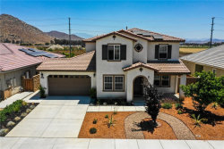 Photo of 28208 Spring Creek Way, Menifee, CA 92585 (MLS # SW20034199)