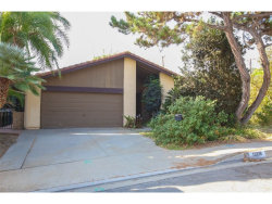 Photo of 15316 Cristalino Street, Hacienda Heights, CA 91745 (MLS # TR17233677)