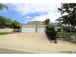 Photo of 22120 Pommel Court, Walnut, CA 91789 (MLS # TR17254175)