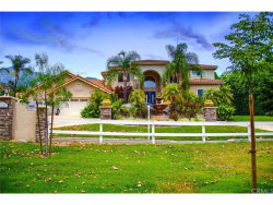 Photo of 10732 Boulder Canyon Road, Rancho Cucamonga, CA 91737 (MLS # TR18166224)