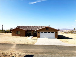 Photo of 72996 Two Mile Road, 29 Palms, CA 92277 (MLS # TR18194009)