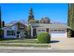 Photo of 589 E Monitor Court, Upland, CA 91784 (MLS # TR18225688)