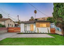 Photo of 4701 Gambier Street, El Sereno, CA 90032 (MLS # TR18268526)