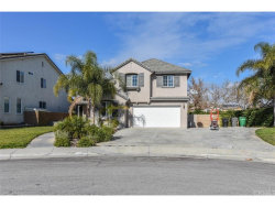 Photo of 14004 Tiger Lily Court, Eastvale, CA 92880 (MLS # TR19009319)