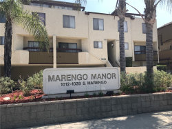 Photo of 1014 S Marengo Avenue , Unit 7, Alhambra, CA 91803 (MLS # WS17192886)