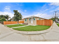 Photo of 6802 Florence Place, Bell Gardens, CA 90201 (MLS # WS17250238)