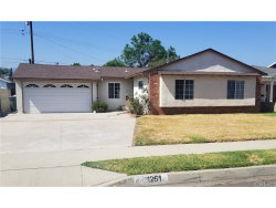 Photo of 1261 W Masline Street, Covina, CA 91722 (MLS # WS18195060)