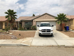 Photo of 11688 Dos Palmas Road, Victorville, CA 92392 (MLS # WS18195187)