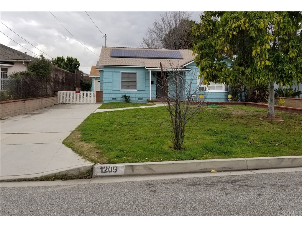 Photo for 1209 S Gladys Avenue, San Gabriel, CA 91776 (MLS # WS19042147)