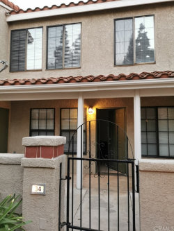 Photo of 8167 Vineyard Avenue, Unit 34, Rancho Cucamonga, CA 91730 (MLS # WS20247629)