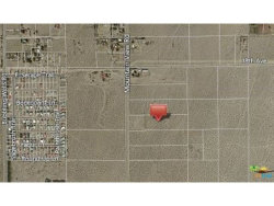 Photo of 0 Mountain View Road, Desert Hot Springs, CA 92240 (MLS # 16137016PS)