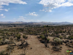 Photo of 0 Obrian Drive, Yucca Valley, CA 92284 (MLS # 18366038PS)