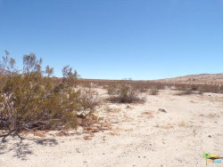 Photo of 1 Bennett Road, Desert Hot Springs, CA 92240 (MLS # 18385974PS)