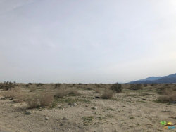 Photo of 0 1/4 Of Sec 8 T4s R6e, Thousand Palms, CA 92276 (MLS # 19433968PS)