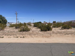 Photo of 0 Cahuilla Ave, 29 Palms, CA 92277 (MLS # 19451634PS)