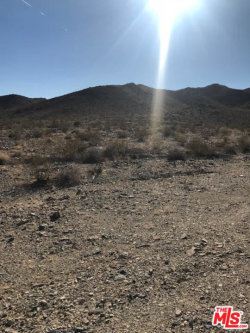 Photo of 0 2 Mile Road, 29 Palms, CA 0 (MLS # 20600240)