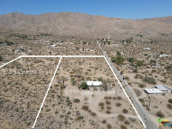 Photo of 9355 Green Trail, Morongo Valley, CA 92256 (MLS # 20646600)
