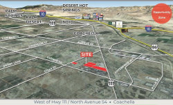 Photo of 5 .49 Ac Tyler Lane, Coachella, CA 92236 (MLS # 219051269DA)