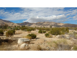 Photo of 0 Canyon Road, Morongo Valley, CA 92256 (MLS # JT17251903)