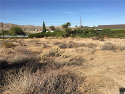 Photo of 0 Onaga Trail, Yucca Valley, CA (MLS # JT18251926)
